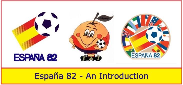 Logos Espana 82 Intro